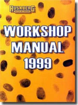 1999-2000 Husaberg Workshop Manual