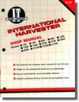 International Harvester 706 756 806 856 GD 1206 1256 1456 2706 2756 2806 2856 21206 21256 21456 Tractor Workshop Manual