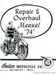 Indian Parts Manual for the Arrow and Scout Models 149 249