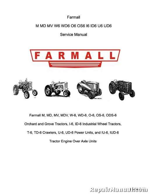 Famous International Farmall M Wiring Diagram Mold - Simple Wiring ...
