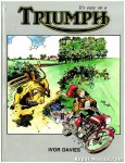 Its Easy On A Triumph By Ivor Davies Used