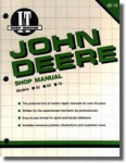John Deere 50 60 70 Tractor Repair Manual