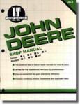 John Deere Series A B G H D M MT Tractor Workshop Manual