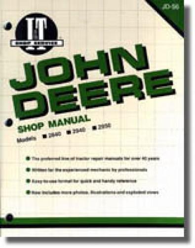 john deere 2840 2940 2950 tractor workshop manual repair manuals john deere 2840 2940 2950 tractor workshop manual