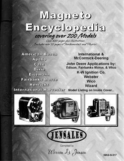 Tractor Magneto Encyclopedia and Service Manual