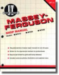 Massey-Ferguson MF670 MF690 MF698 Tractor Manual