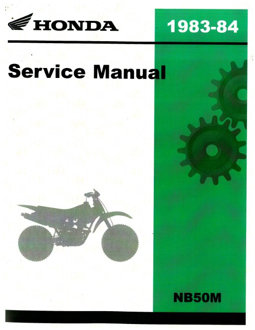 1984 honda atc200s repair manual