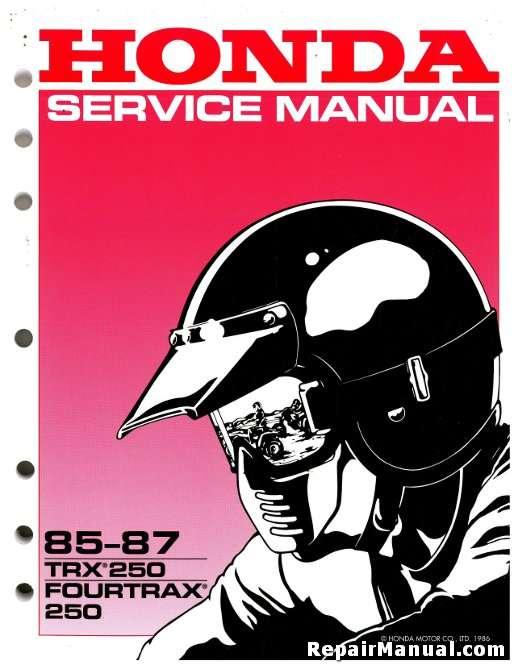 1987 honda trx 350 wiring diagram honda trx 70 parts