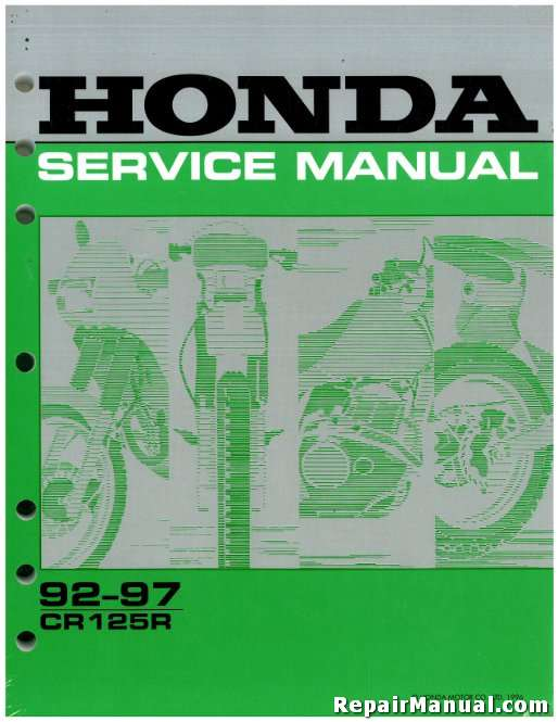 1992 1997 honda cr125r motorcycle service maintenance honda atv headlights honda atv headlights honda atv headlights honda atv headlights
