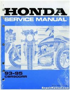 1993 1995 honda cbr900rr service manual. Black Bedroom Furniture Sets. Home Design Ideas