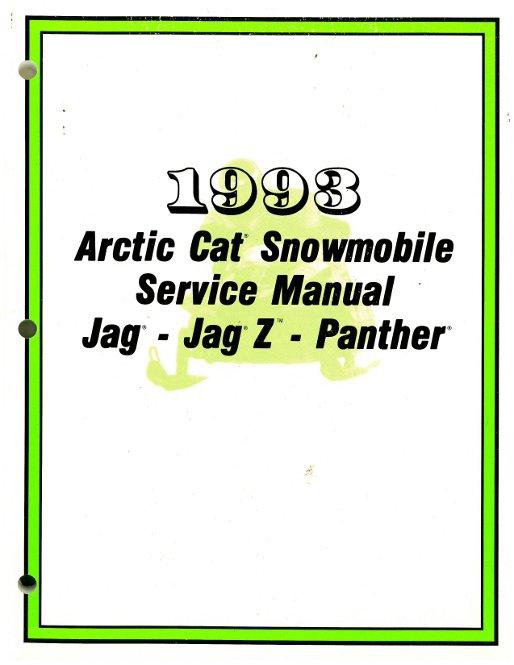 1993 arctic wildcat wiring diagram