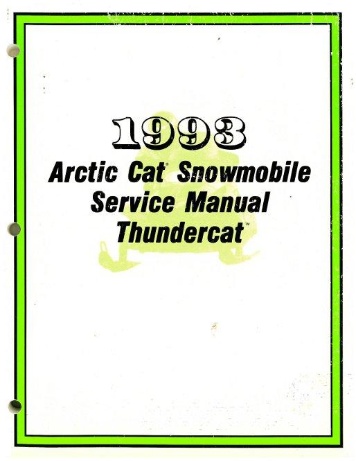 Arctic Cat Thundercat  For Sale