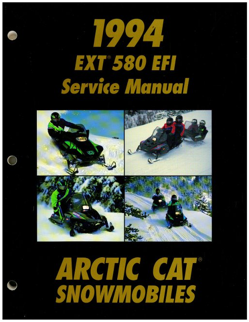 Free Snowmobile Manuals Arctic Cat