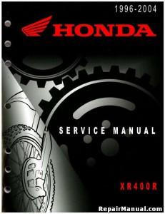 1998 honda xr400r manual