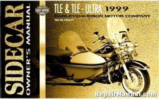 2003 Harley Davidson Sidecar Motorcycle Owners Manual