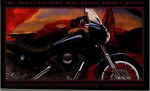 Official 2001 Harley Davidson Dyna Owners Manual