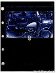 Official 2001 Harley Davidson Dyna Police Parts Manual