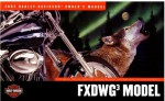 Official 2002 Harley Davidson FXDWG3 Owners Manual