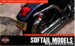 Official 2002 Harley Davidson Softail Owners Manual