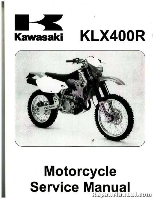 2003 2005 kawasaki klx400 service manual rh repairmanual com Kawasaki KLX 400 2006 Kawasaki KLX 400 2006