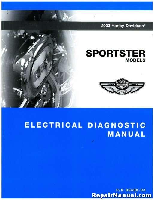 harley davidson electrical diagnostic manual