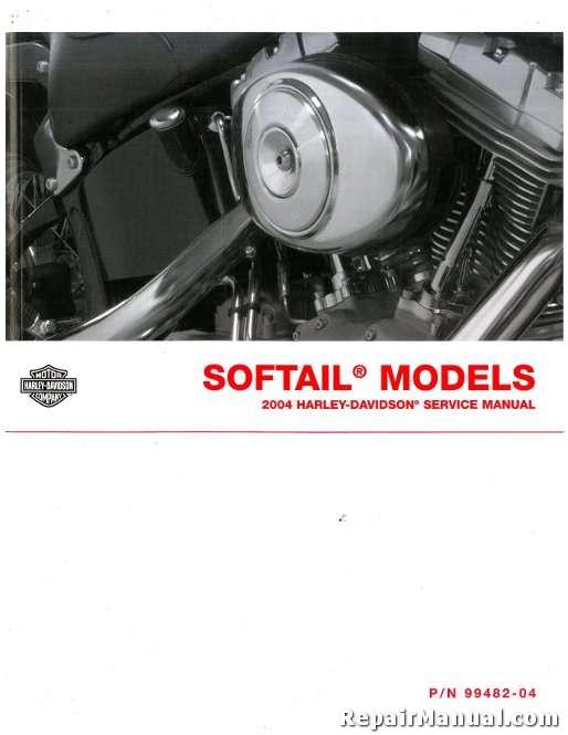 Reparaturanleitung Harley Davidson Heritage Softail Classic Springer Night Train Auto & Motorrad: Teile Anleitungen & Handbücher