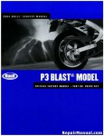 Official 2004 Buell P3 Blast Factory Service Manual
