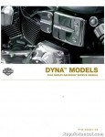 Official 2004 Harley Davidson Dyna Factory Service Manual