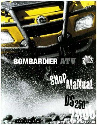 Bombardier nev service Manual