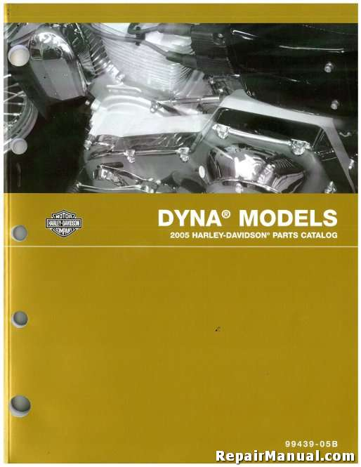 2005 harley davidson dyna motorcycle parts manual. Black Bedroom Furniture Sets. Home Design Ideas