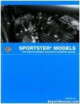 Official 2005 Harley Davidson Sportster Electrical Diagnostic Manual