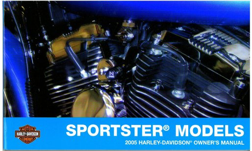 2005 harley davidson sportster motorcycle owners manual includes 883r rh repairmanual com 2005 harley davidson sportster repair manual 2005 harley davidson sportster service manual free download