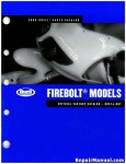 Official 2006 Buell Firebolt Parts Manual