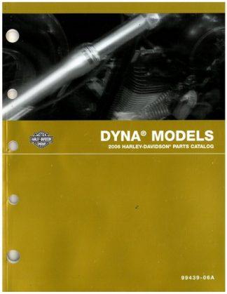 Official 2006 Harley Davidson FXD Dyna Parts Manual