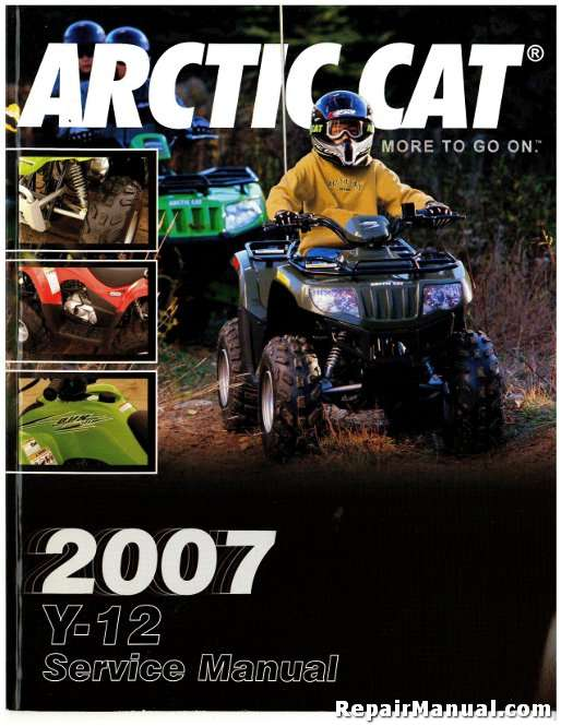 2007 Arctic Cat Y