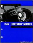 Official 2007 Buell Lightning Parts Manual