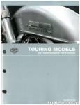 Official 2007 Harley Davidson Touring Parts Manual