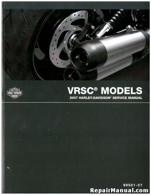 2007 Harley Davidson Vrsc V