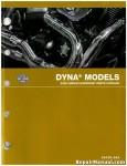 Official 2008 Harley Davidson FXD Dyna Parts Manual