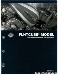 Official 2008 Harley Davidson FLHTCUSE3 Parts Manual