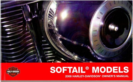 2008 Harley Davidson Owners Manual Pdf