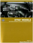 Official 2009 Harley Davidson Dyna Electrical Diagnostic Manual