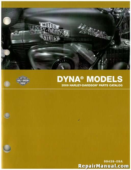 2009 harley davidson fxd dyna motorcycle parts manual. Black Bedroom Furniture Sets. Home Design Ideas