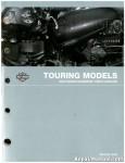 Official 2009 Harley Davidson Touring Parts Manual