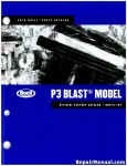 Official 2010 Buell P3 Blast Factory Parts Manual