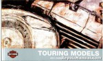 Official 2011 Harley Davidson Touring Owners Manual