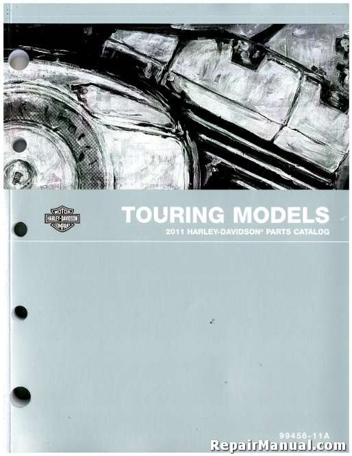harley davidson accessories catalog 2011 2011 harley davidson touring motorcycle parts manual 12168