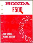Official Honda F500 Rotary Tiller Shop Manual