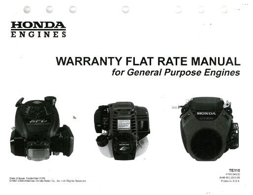 flat rate manual online