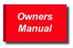 Official 1987 Honda CBR600F Hurricane Owners Manual